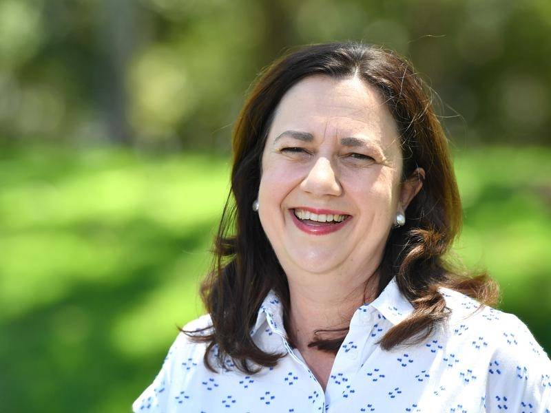 Premier Annastacia Palaszczuk says she is looking forward to welcoming Victorians to Queensland.